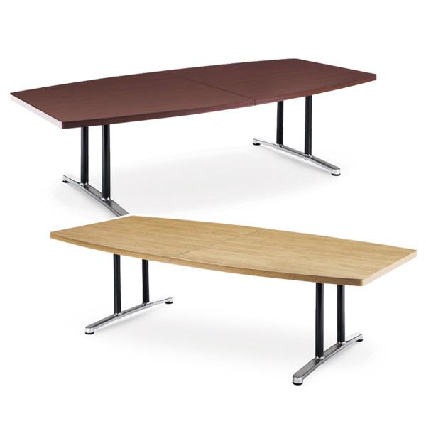会議用テーブル ボート型